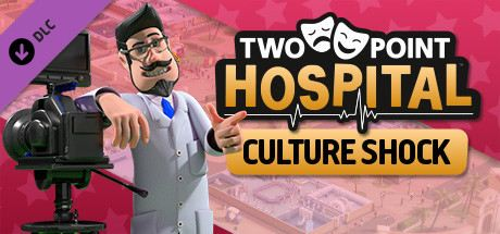 Two Point Hospital: Culture Shock Cover