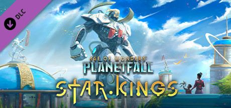Age of Wonders: Planetfall - Star Kings Cover
