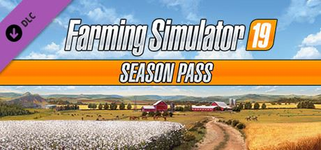 Landwirtschafts-Simulator 19 - Season Pass Cover