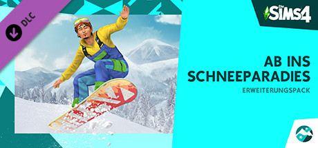 Die Sims 4: Ab ins Schneeparadies-Erweiterungspack Cover