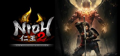 Nioh 2 - The Complete Edition Cover