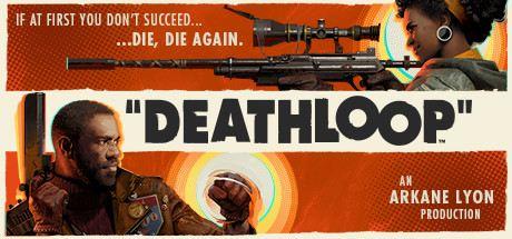 DEATHLOOP Cover