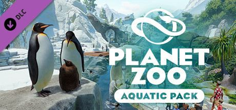 Planet Zoo: Aquatic Pack Cover