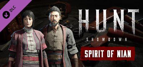 Hunt: Showdown - Spirit of Nian Cover