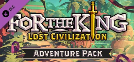 For The King: Lost Civilization Adventure Pack Cover