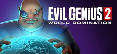 Evil Genius 2: World Domination Cover