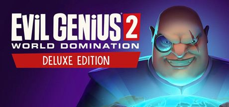 Evil Genius 2: World Domination - Deluxe Edition Cover