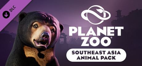 Planet Zoo: Southeast Asia Animal Pack Cover