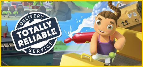 Totally Reliable Delivery Service Cover