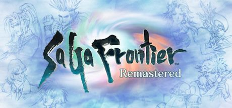 SaGa Frontier Remastered Cover