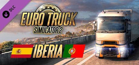 Euro Truck Simulator 2 - Iberia Cover