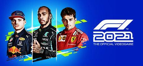 F1 2021 Cover