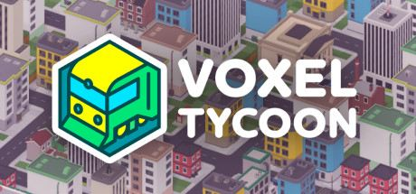 Voxel Tycoon Cover