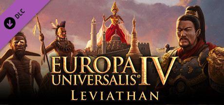 Europa Universalis IV: Leviathan Cover