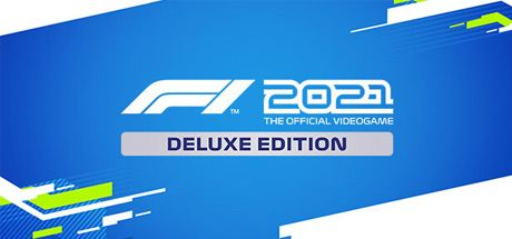 F1 2021 - Deluxe Edition Cover