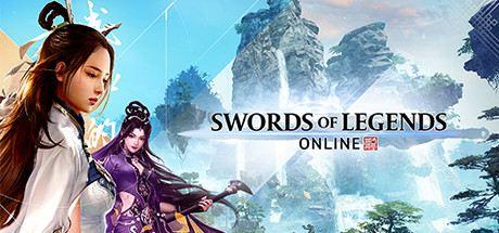 Swords of Legends Online Cover