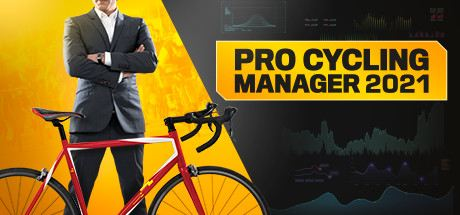 Pro Cycling Manager 2021 Cover
