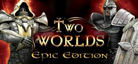 Two Worlds Epic Edition Cover