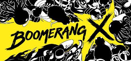 Boomerang X Cover