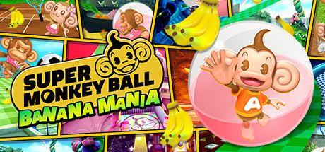 Super Monkey Ball Banana Mania Cover