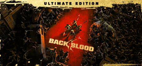 Back 4 Blood - Ultimate Edition Cover