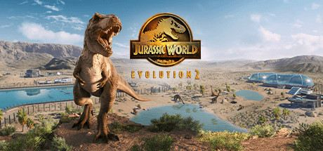 Jurassic World Evolution 2 Cover