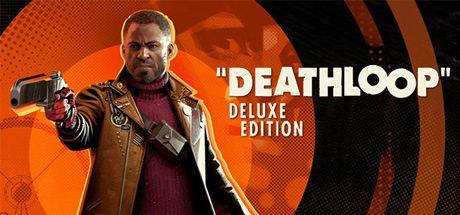 Deathloop - Deluxe Edition Cover