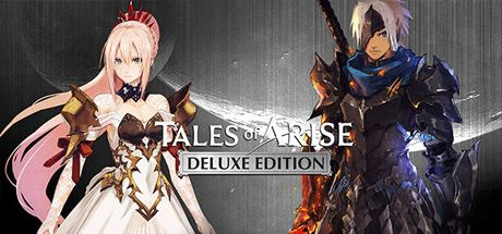 Tales of Arise - Deluxe Edition Cover