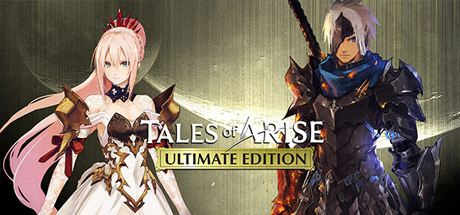 Tales of Arise - Ultimate Edition Cover