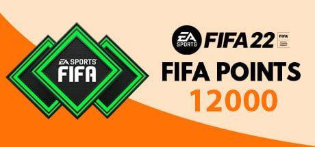 FIFA 22 Ultimate Team - 12000 FUT Points