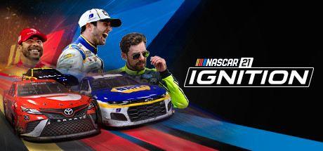 NASCAR 21: Ignition Cover