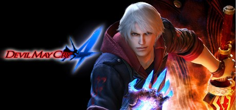 Devil May Cry 4 Cover