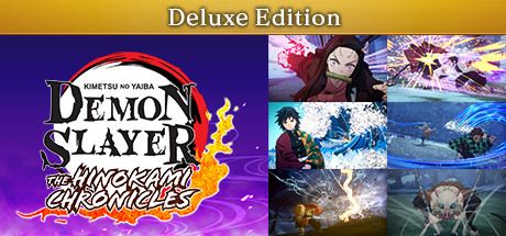 Demon Slayer -Kimetsu no Yaiba- The Hinokami Chronicles - Deluxe Edition
