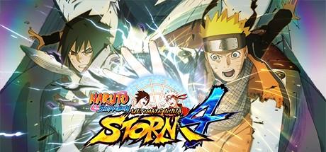 NARUTO SHIPPUDEN: Ultimate Ninja STORM 4 Cover