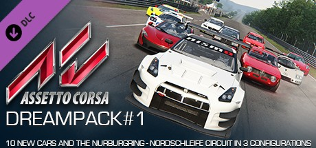 Assetto Corsa - Dream Pack 1 Cover