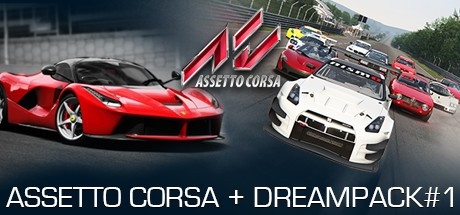 Assetto Corsa + Dream Packs Cover