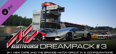 Assetto Corsa - Dream Pack 3 Cover