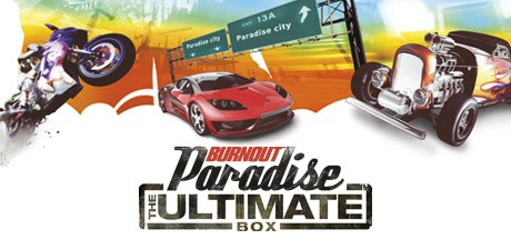 Burnout Paradise: The Ultimate Box Origin