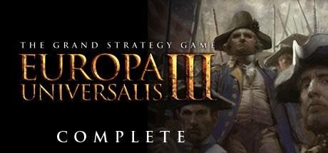 Europa Universalis III Complete Cover