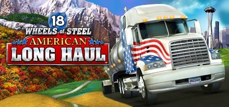18 Wheels of Steel: American Long Haul Cover