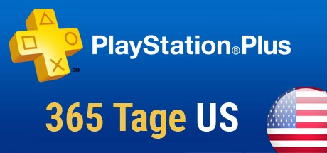 Playstation Plus Card - 365 Tage (USA) Cover