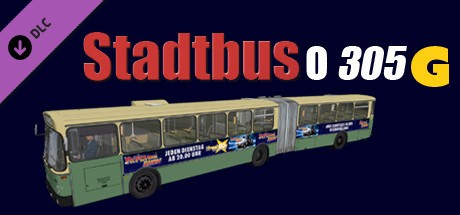 OMSI 2 Citybus O305G [PC Download]