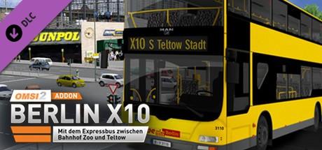 OMSI 2 Add-On Berlin X10 [PC Download]