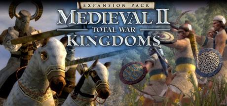 Medieval II: Total War Kingdoms Cover
