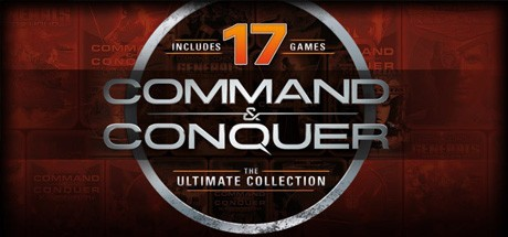 Command & Conquer - The Ultimate Collection Cover