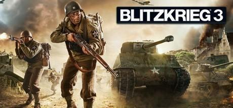 Blitzkrieg 3 Cover