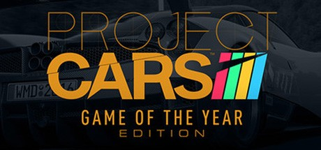 Project CARS Game of the Year Edition Cover
