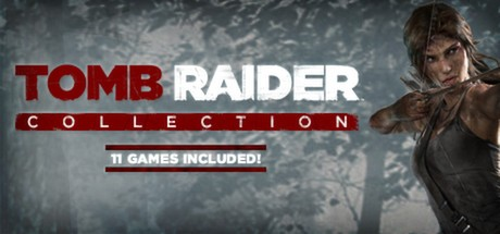 Tomb Raider Collection Cover