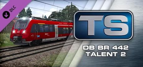 Train Simulator: DB BR 442 'TALENT 2' EMU (Steam)