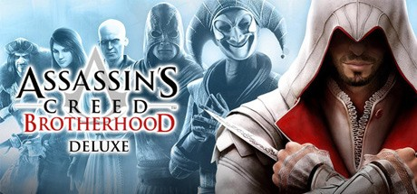 Assassin's Creed Brotherhood - Deluxe Edition Cover
